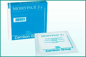 Лечебный препарат Монурал