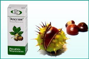 Капли Эскузан