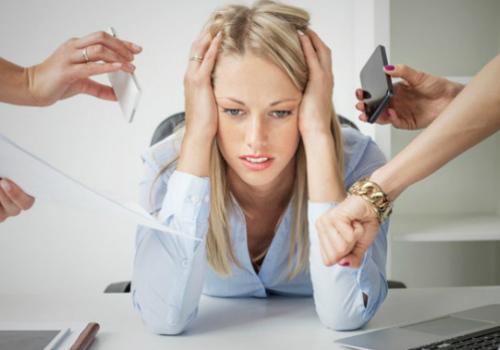 Стресс на работе