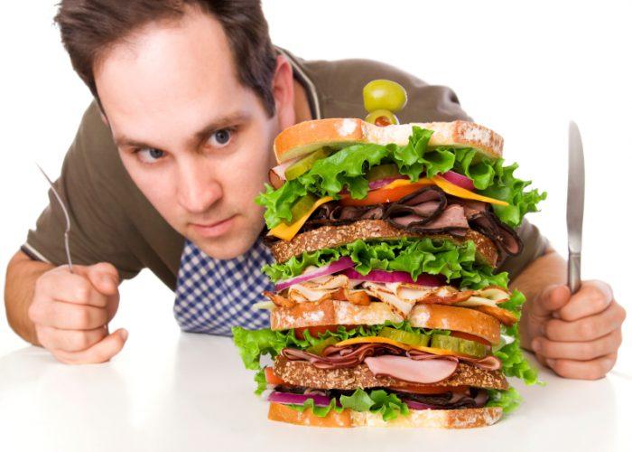 Значительное усиление аппетита