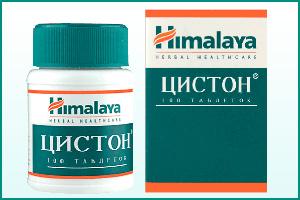 Многокомпонентный препарат Цистон