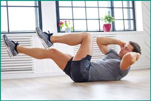 Упражнения для увеличения потенции