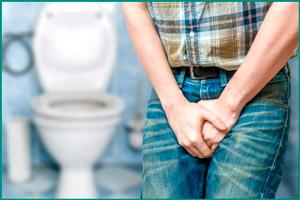 Частые позывы в туалет