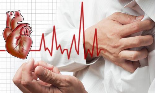 болезненность в области сердца