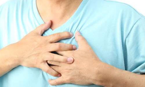 колющие боли в области сердца