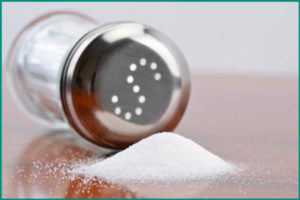 Как уменьшить потребление соли?