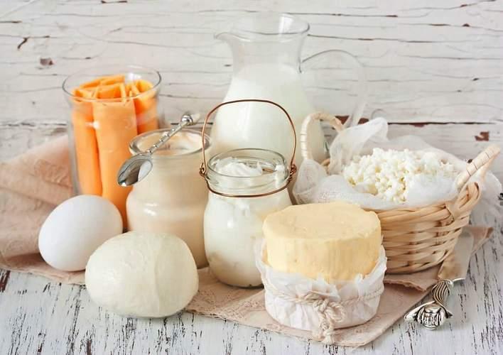 разрешенные молочные продукты при СД