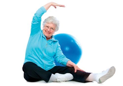 гимнастика при гипертонии у пожилых