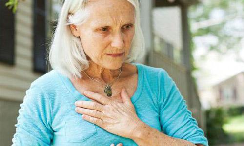 неприятные ощущения в сердце
