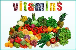 Витамины из фруктов и овощей