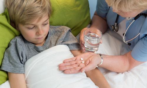 таблетки от давления ребенку