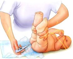 Почему у ребенка высокая температура?