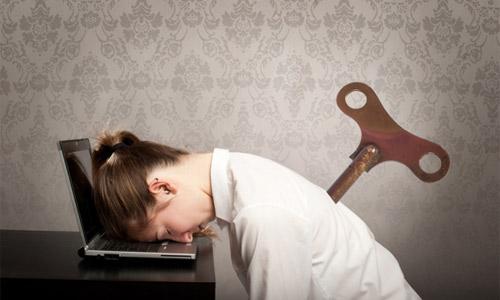 избавляет от усталости