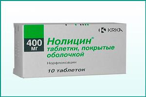 Препарат Нолицин