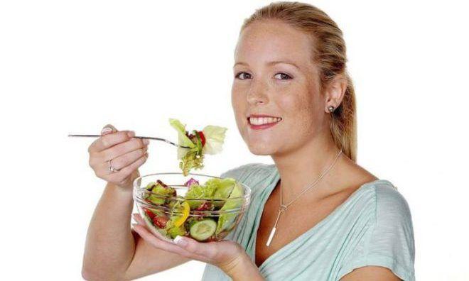 Принимать пищу до ощущения сытости