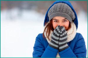 Как избежать переохлаждения и отморожения