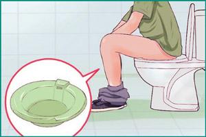 Ванночки для лечения геморроя