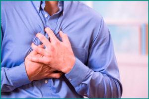 Боль в грудной клетке при синдроме Гудпасчера