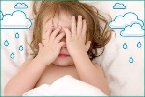 Никтурия у ребенка