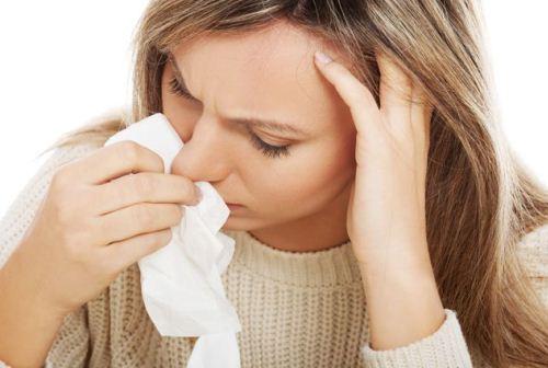 сморкание при носовом кровотечении