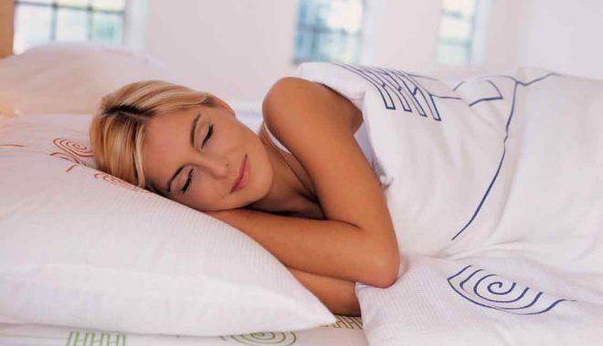 Полноценный отдых и сон