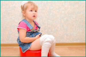 Расстройства мочеиспускания у детей