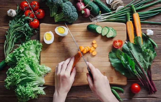 белково растительная диета