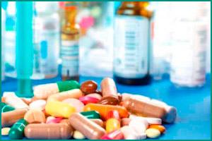 Препараты при цистите