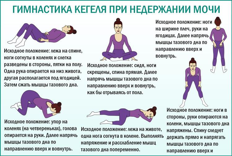 Упражнения по Кегелю