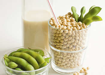 растительное соевое молоко при кормлении грудью
