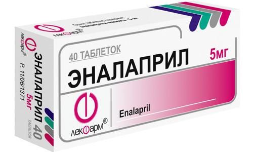 Эналаприл