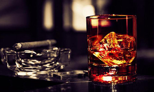 курение и алкоголь