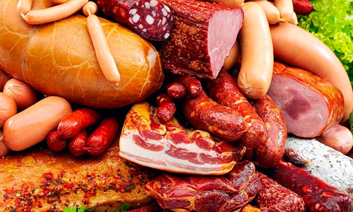 колбасные изделия и копчености