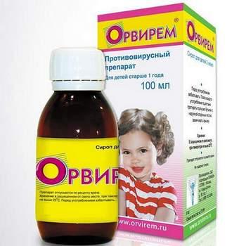 Обзор 12 лучших и недорогих противовирусных препаратов для детей от 1 года