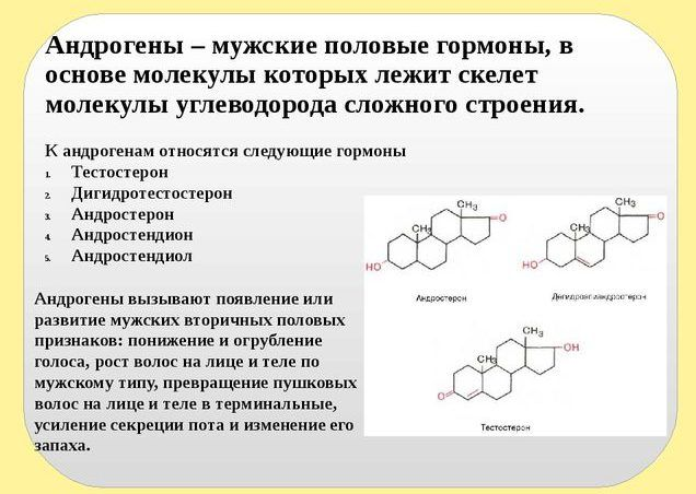 Андрогены