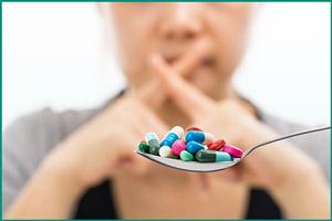 Отказ от медикаментов