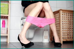 Туалет по расписанию при недержании мочи