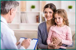 Цистита у ребенка: диагностика