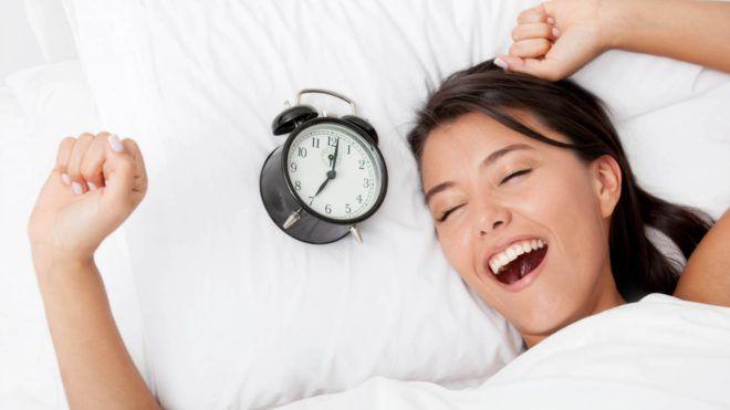 Здоровый сон улучшает успехи в спорте