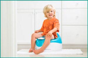 Детский энурез. Что делать родителям?
