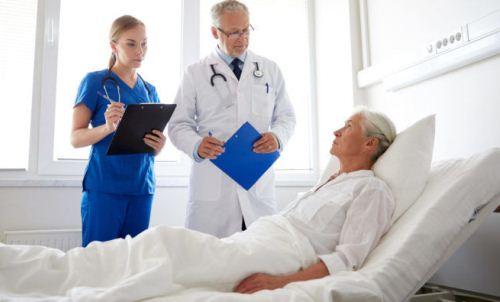 госпитализация пациента с гипертонией