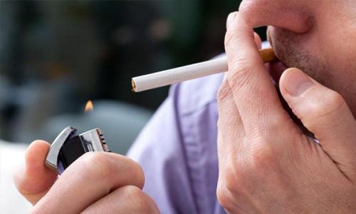 боли в сердце у курильщиков