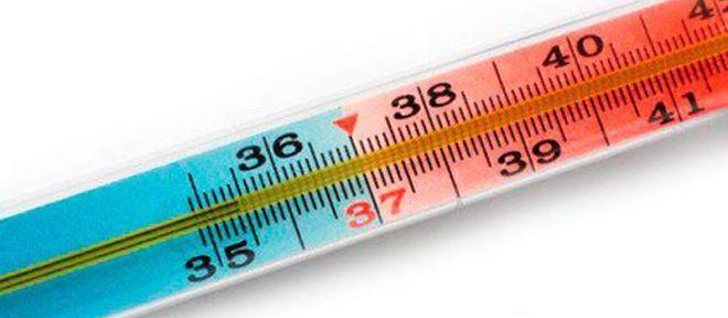 Низкая температура конечностей