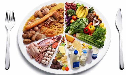 здорового рациона питания