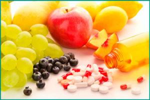 Витамины при болезнях почек и мочевыделительных путей