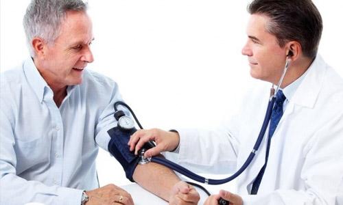 гипертония лечение у врача