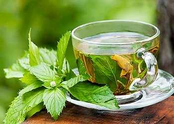чай из смородиновых листев