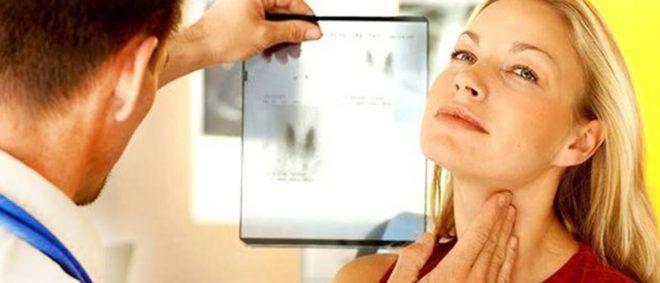 Нормы объема щитовидной железы