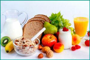 Особенности правильного питания и диеты при раке почки
