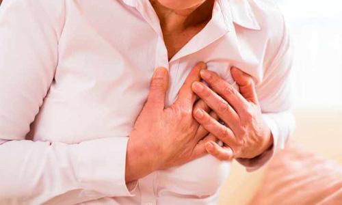 приступ сердечной астмы